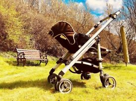 Bebe Confort / Maxi Cosi Buggy Loola-Up brown - very good condition