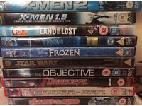 *** DVDs for Sale - £3 each ***