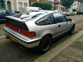 Honda CRX MK2 coupe, full MOT, great condition plus upgrades (reduced!!)