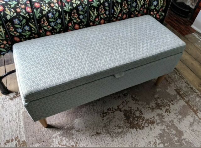 Pictures On Large Deep Storage Bench Onthecornerstone