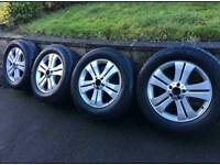 """Mercedes Gl 19"""" alloy wheels"""