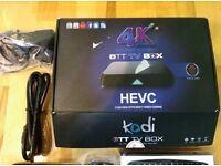 M8S FULLY LOADED QUAD CORE 4K HDXBMC KODI ANDROID TV BOX+ Wireless Keyboard