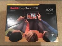**Kodak** Easyshare S730 Digital Frame, brand new