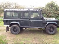 Land Rover Defenders wanted pre 1993