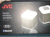 JVC Wireless Speakers