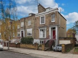 Stunning 2 bedroom garden flat to rent in De Beauvoir Town! Available now! £425pw!