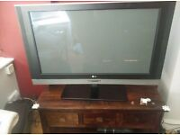 """LG Plasma 42"""", from Finchley Central"""