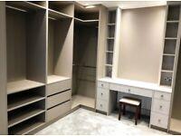 Hi we fit kitchen and wardrobe