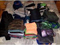 Huge boy clothes bundle 10-11-12 inc minecraft