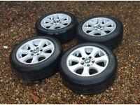 """BMW 1 Series 16"""" Alloy wheels 5x120 3 series e36 e46 drift skid wheels"""