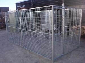 6 PANEL DOG, PUPPY, CAT,,RUN, CAGE,, ,ENCLOSURE ,,KENNEL, YARD Lancefield Macedon Ranges Preview