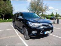 Toyota HILUX, Pick Up, 2018, Automatic, 2393 (cc)