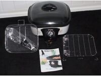MULTI-COOKER SALTER 8 IN 1 LARGE 5 LITRE, GOOD LITTLE USED CONDITION, BARGAIN ONLY £30 CAN DELIVER