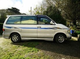 Nissan Largo 7 seater LPG Low mileage