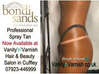 Bondi Sands Professional Spray Tan Just Arrived in the UK Get £5 off your first Bondi Sands SprayTan