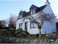 Detached 4-Bedroom House, Tarbert, Argyll