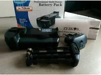 Multi Power Battery Pack for Nikon D700/D300