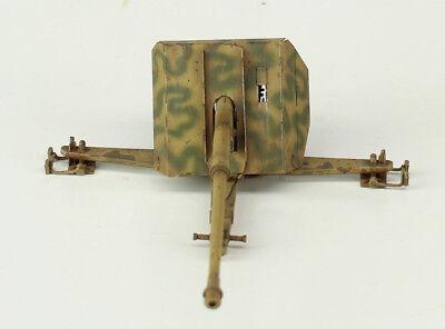 Verlinden Built 1:48 German 88mm Pak 43 Heavy AT Gun Original Display VPB2331