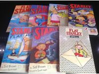 Flat Stanley children's book collection age 5+