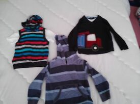 Age 3-4 years boys tops