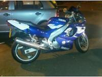 YAMAHA YZF 600cc THUNDERCAT 24K £700ono OR PX/SWAP FOR CAR