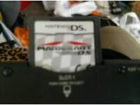 Nintendo DSi and DS game and pouch plus charger
