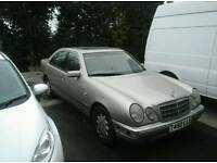 Mercedes e240 automatic drives lovly £395ono