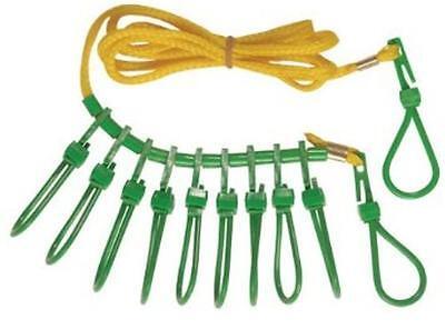 Danielson Silent Fishing Chain Stringer 108  Inch 11 Snaps New
