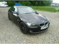 Bmw 3 series e92 2007 57 plate. LOW MILES!