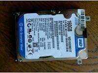 160 gb internal hard drive
