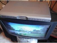 Sony tv and skybox