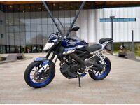 Yamaha MT125 ABS CBT learner road legal (not YZF R125, KTM Duke 125, RC125, Honda CB125R)