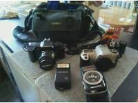 Analogue camera bundle