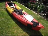 Feel free Gemini double kayak