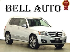 2010 Mercedes-Benz GLK-Class GLK350 4MATIC PANORAMIC ROOF LEATHE