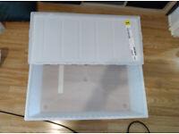 IKEA GIMSE underbed storage box 70 x 65 x 18 cm