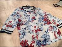 Brand new with tags Lovely ladies top Marks & Spencer's collection