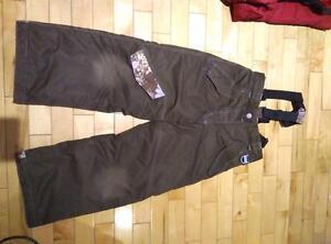 Girl's snow pants --size 6 Gatineau Ottawa / Gatineau Area image 1