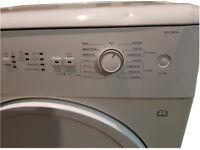 Beko DCU7230W 7Kg Sensor Condenser Dryer in White