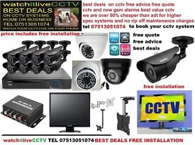 cctv systems best deals on hd cctv systems watchit live cctv on your iphone free quote cctv from £79
