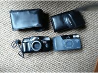 Selection of Cameras