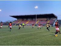 Semi-Professional Football Trials (Central London)