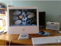 Immaculate upgraded iMac G5 15 inch