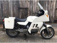 1989 BMW K100 (EX. POLICE MOTORCYCLE)