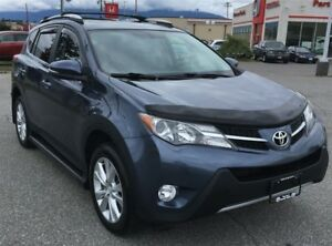 2013 Toyota RAV4 Limited (A6) Leather, Sunroof, Navi, Power Seat