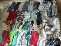 Boys bundle 9-12m over 40 items