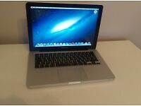 MacBook Pro 13-inch 2012 Model Core i5 2.5GHz 4GB RAM 500GB HD