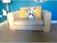 Belgica three seater and two seater sofas £150