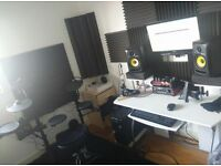 Audio Recording Studio Services