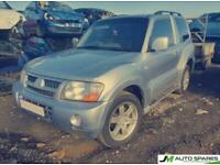 2005 Mitsubishi Shogun 3.2did Warrier BREAKING PARTS SPARES ONLY